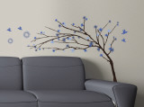 Design Branch II Wall Decal Sticker