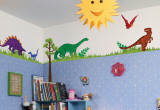 Dinosaurs Wall Decal Sticker
