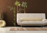 Bamboo Wall Decal Sticker