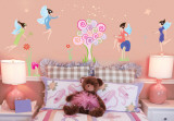 Fairies Wall Decal Sticker