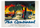 The Continent  GWR/LMS/LNER/SR  c1923-1947