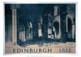 Edinburgh: St Giles Cathedral  LNER  c1930