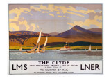 The Clyde  LMS/LNER  c1923-1947