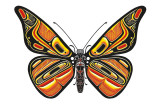 Bentwood Butterfly