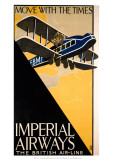 Imperial Airways travel  c1926