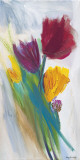 Bright Tulip Bunch II