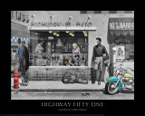 Highway Fifty One (Silver Series)