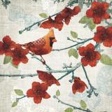 Birds and Butterflies IV