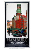 Hamburg Via Grimsby