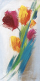 Bright Tulip Bunch I