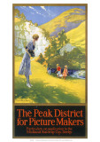 The Peak District for Picture Makers  MR  c1930s