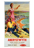 Aberystwyth  BR (WR)  c1956