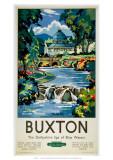 Buxton  BR (LMR)  c1950
