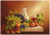 Still Life With Fruits II