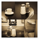 1945's Diner Collage II