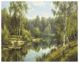 Slowly River I