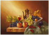 Still Life With Fruits I