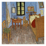 La Chambre De Vincent A Arles