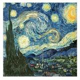 Ciel bleu Reproduction d'art par Vincent Van Gogh