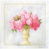 Vase Fin De Roses