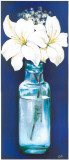 Bottled Flowers IV