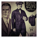 Vintage Boywear 1925