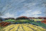 Pastel Landscape IV