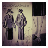 Vintage Womenwear 1925 IV