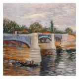 Le Pont De La Grande Jatte