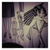 Vintage Girlwear 1925