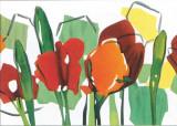 Rote Blumen Trilogie II