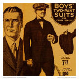 Vintage Boywear 1925 (Yellow)