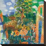 Composition, 1924 Tableau sur toile par Raoul Dufy