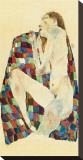 Woman Laying Nude  1911