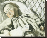The Artist's Son Asleep