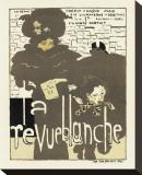 Magazine La Revue Blanche  c1894
