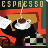 Cubist Espresso I