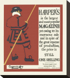Harper&#39;s Magazine  c1895