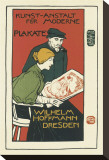 Wilhelm Hoffman  Printers of Modern Posters  Dresden
