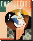 Cubist Cappucino II