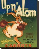 Up n' Atom Brand California Carrots
