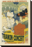 Trianon  Concert Grand Jardin De L&#39;Elysee  Montmartre
