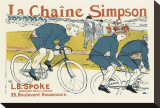 The Simpson Bicycle Chain