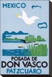Mexico  Posada de Don Vasco
