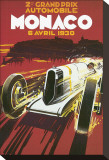 2eme Grand Prix Automobile Monaco