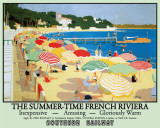 The Summertime French Riviera