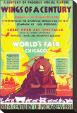 World&#39;s Fair  Chicago  Wings of a Century  c1934