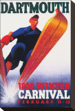 Dartmouthm  Winter Carnival  c1938