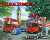 Routemaster - Moving London