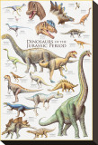 Dinosaurs  Jurassic Period